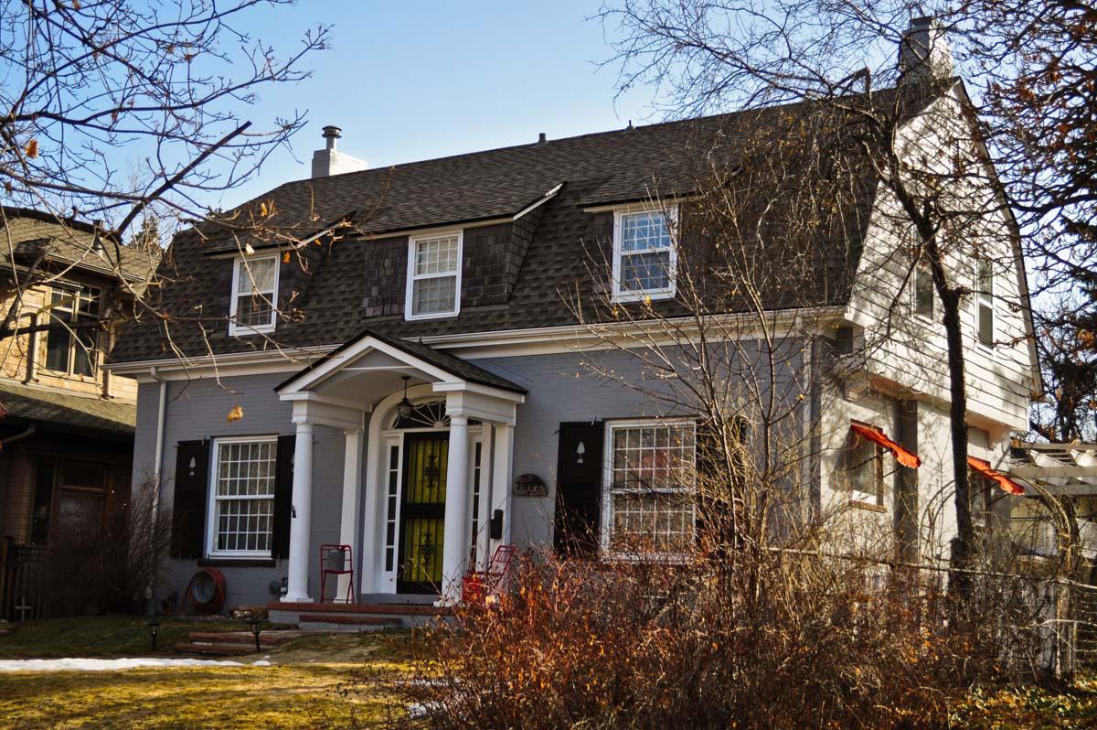 Denver S Single Family Homes By Decade 1900s Denverurbanism Blog