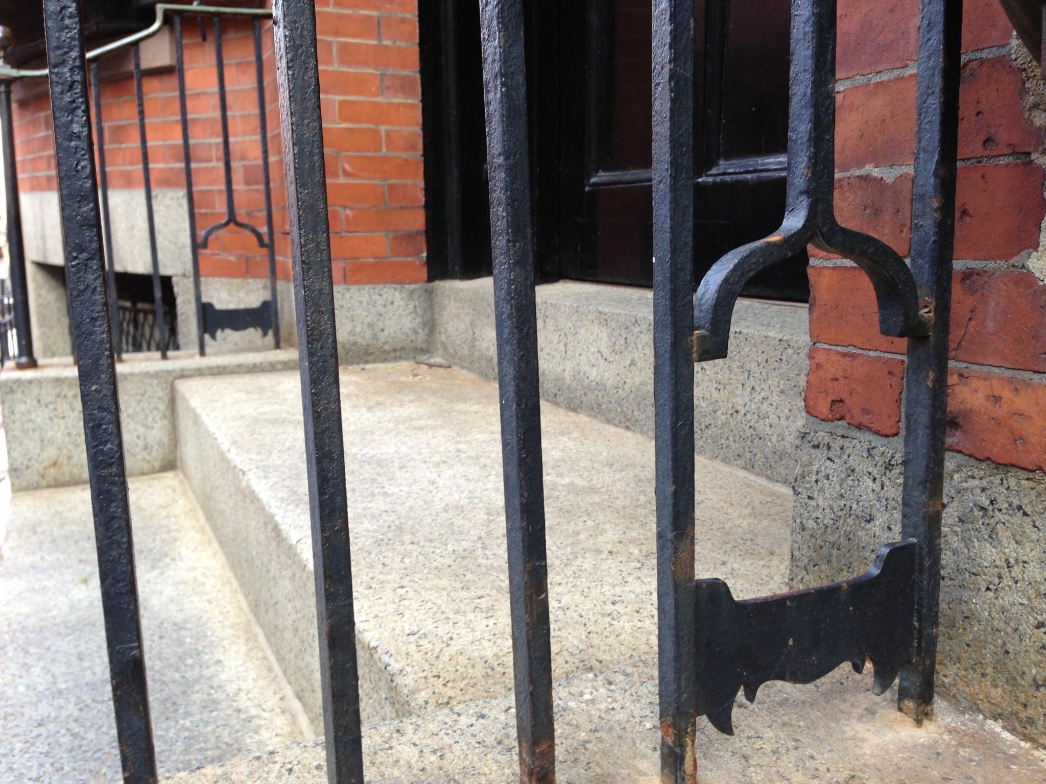 Boot Scraper - Beacon Hill, Boston