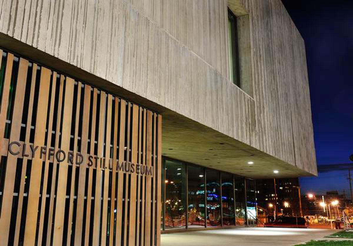 Doors Open Denver Preview: Clyfford Still Museum ...
