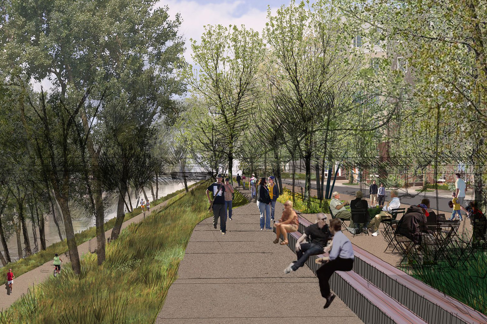 RiNo Infrastructure Part 6: River North Promenade