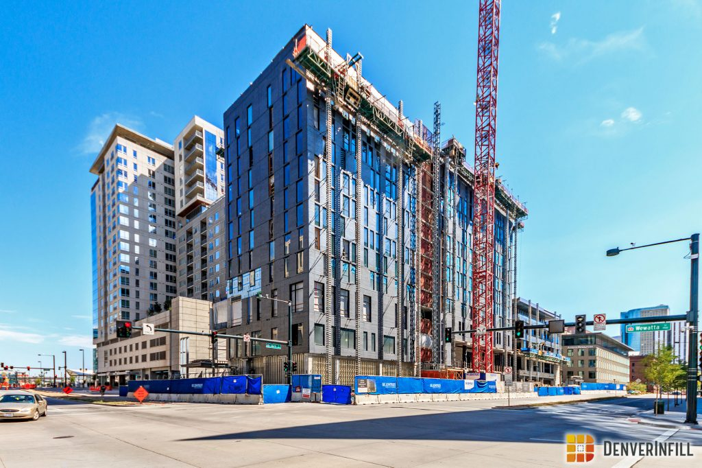Union Station: 16th & Wewatta Hotel/Office Complex Update #9