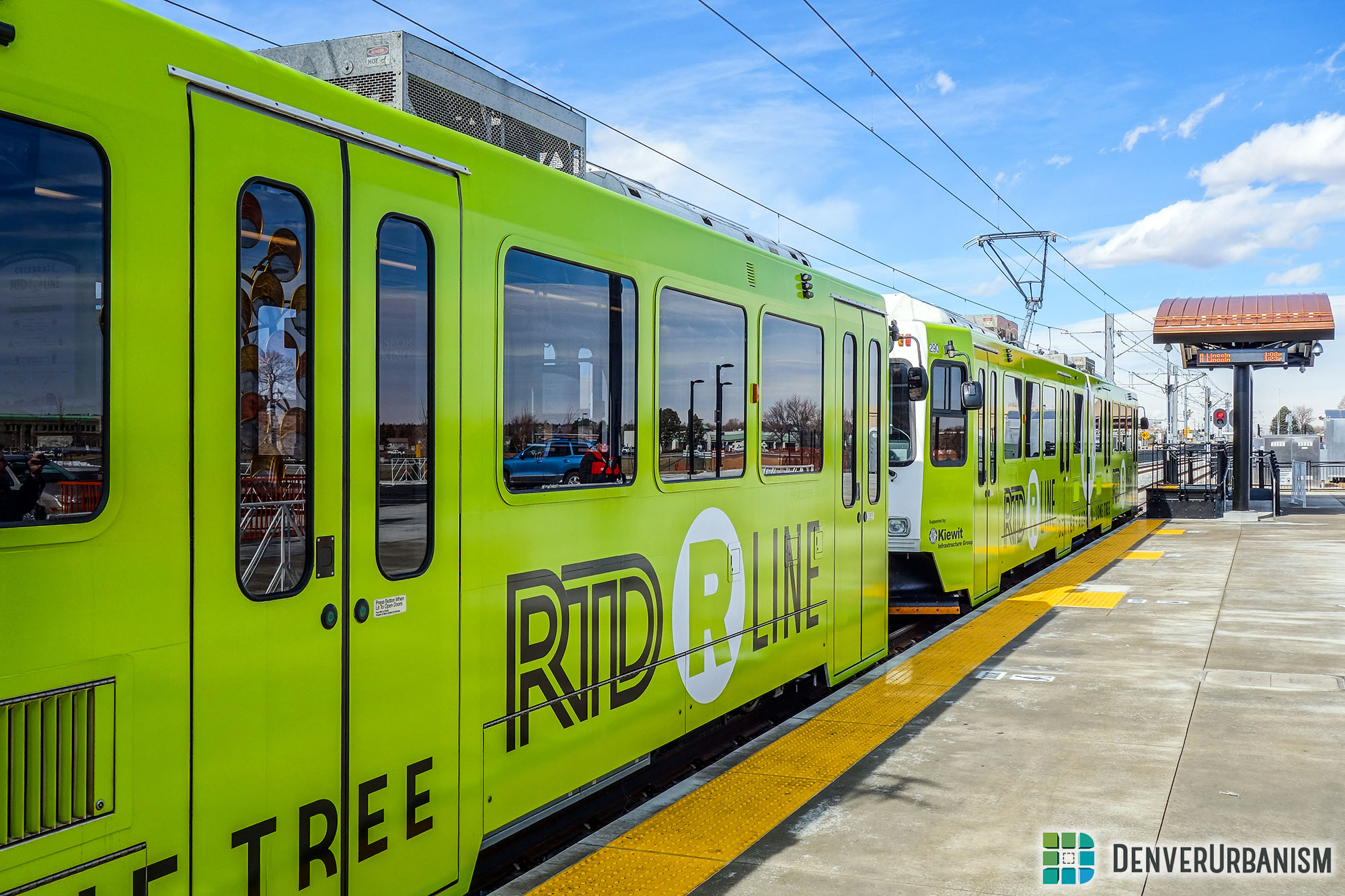 Come Take a Ride on RTD's Brand New R-Line!