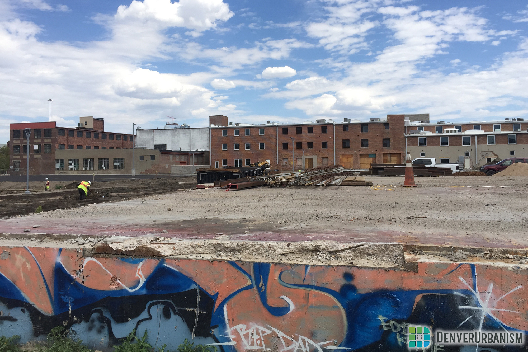 Steam on the Platte Turns Gritty Redevelopment Opportunity into Gem