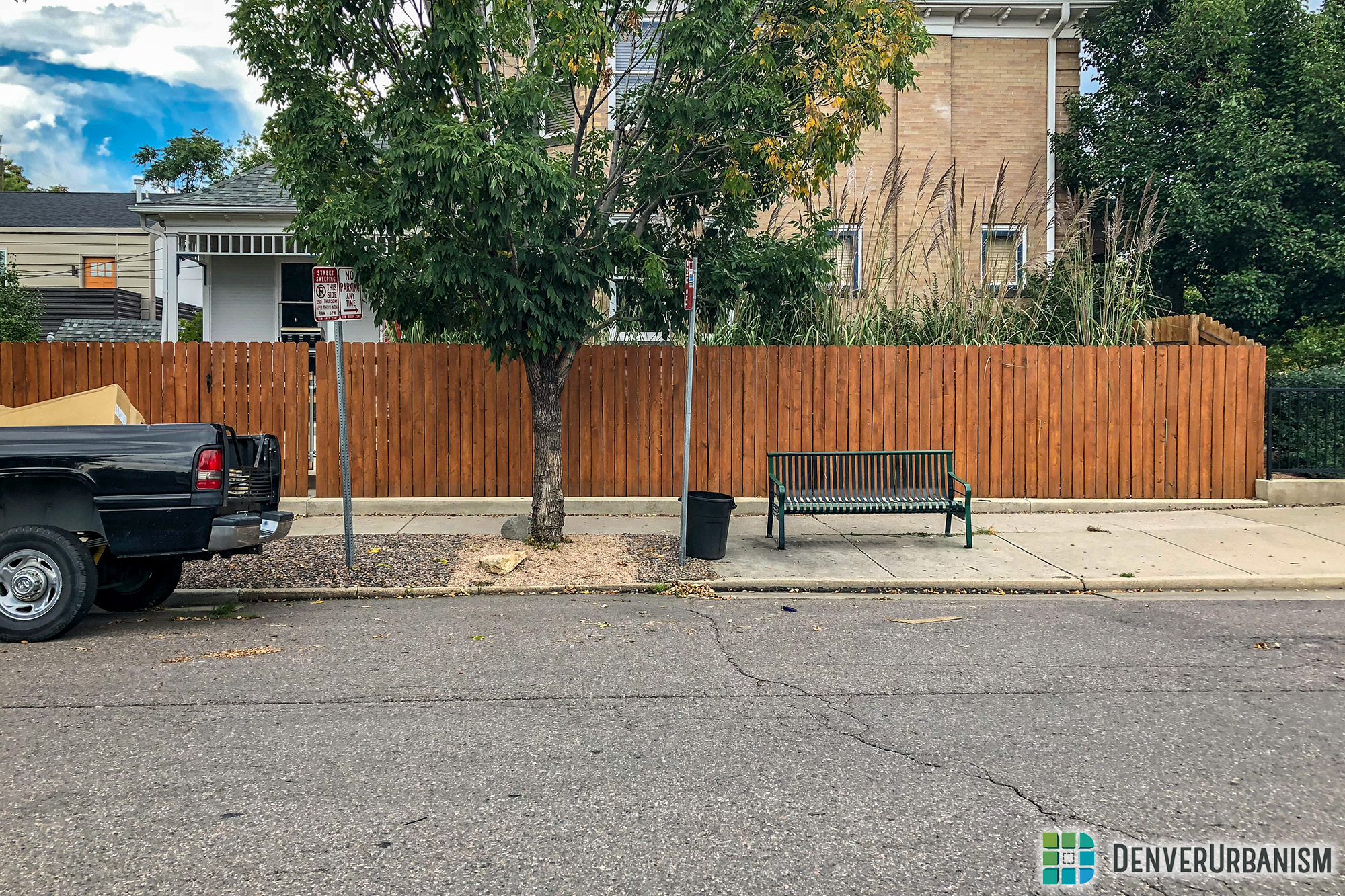 For Some in Denver the Street-Side Bus Stop Isn't Good Enough