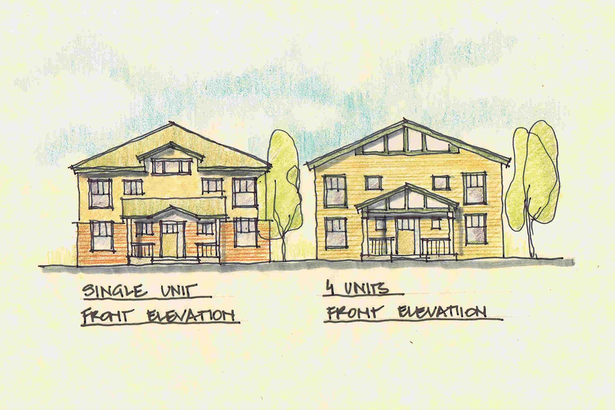 Denver's Residential Neighborhoods—Who Are They For?