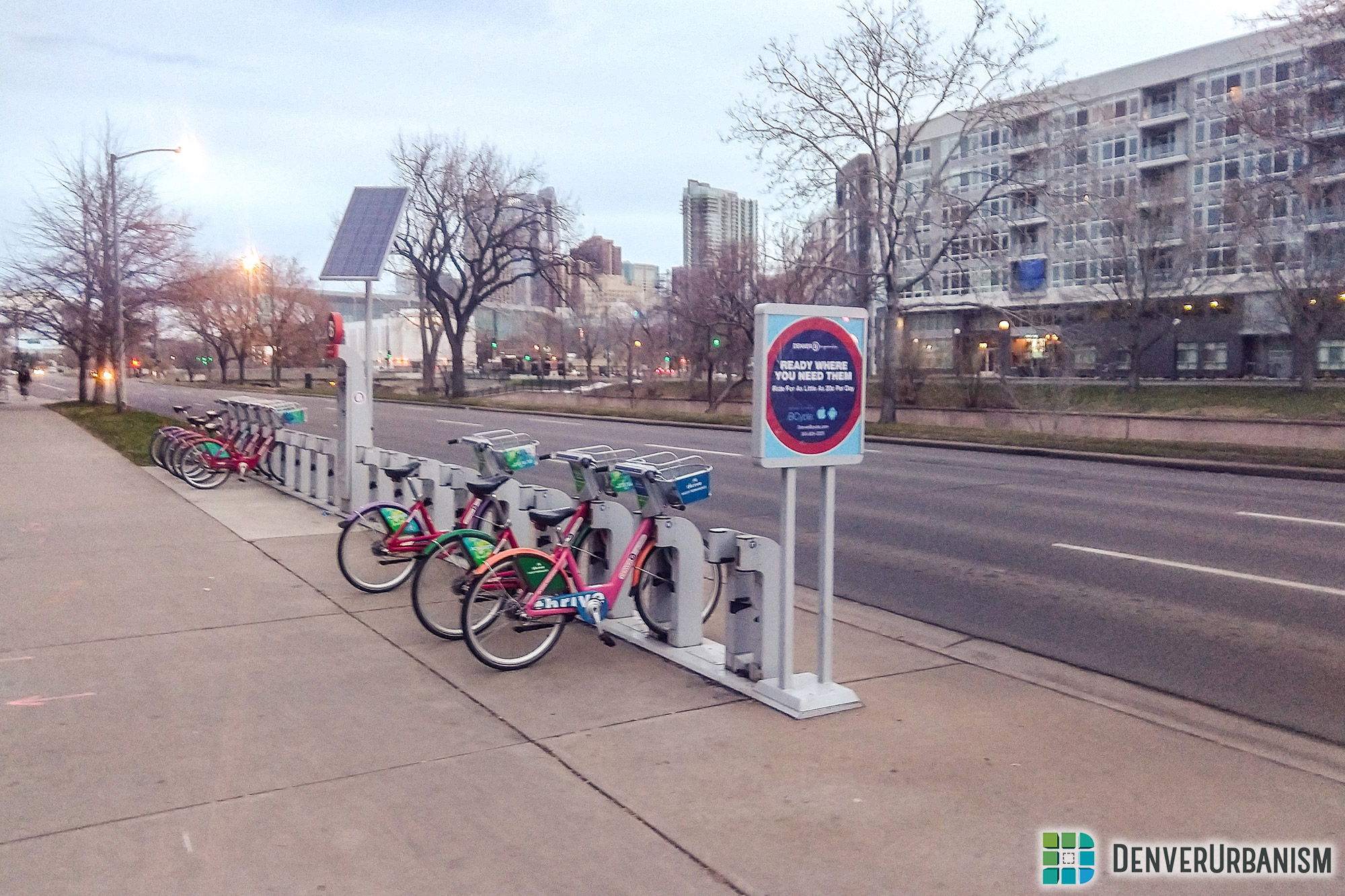 Bike to the Future—My New Year's Wish for Bike Sharing in Denver